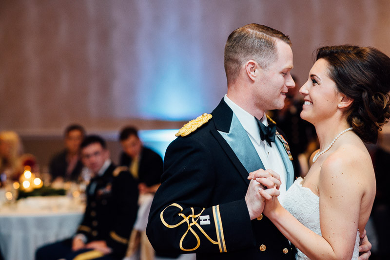 first-dance-husband-wife-800x534 Julia and Wes | Nashville, TN Winter Wedding | Gaylord Opryland Hotel