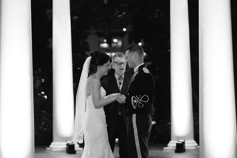 laughing-wedding-800x534 Julia and Wes | Nashville, TN Winter Wedding | Gaylord Opryland Hotel