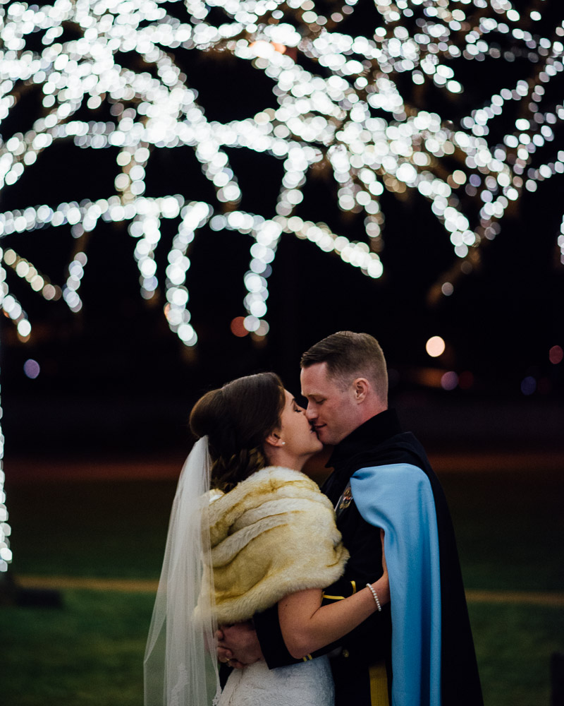 magical-wedding Julia and Wes | Nashville, TN Winter Wedding | Gaylord Opryland Hotel