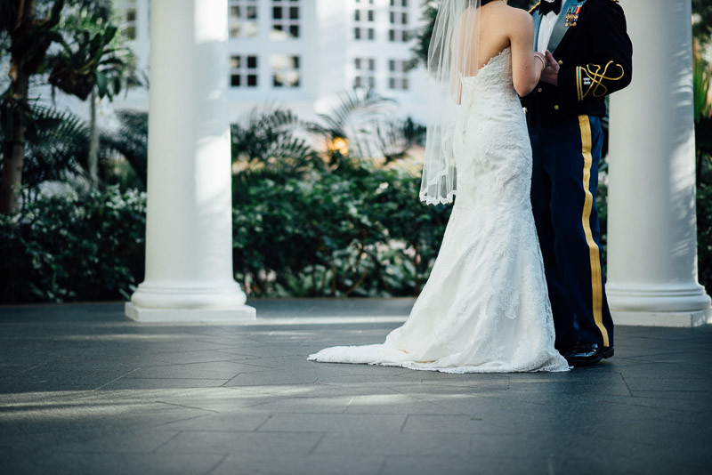 wedding-details-military-800x534 Julia and Wes | Nashville, TN Winter Wedding | Gaylord Opryland Hotel
