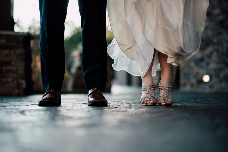 wedding-shoes-creative-detail-800x534 Rachel + Kyle | Nelson Andrews Lodge | Nashville, TN