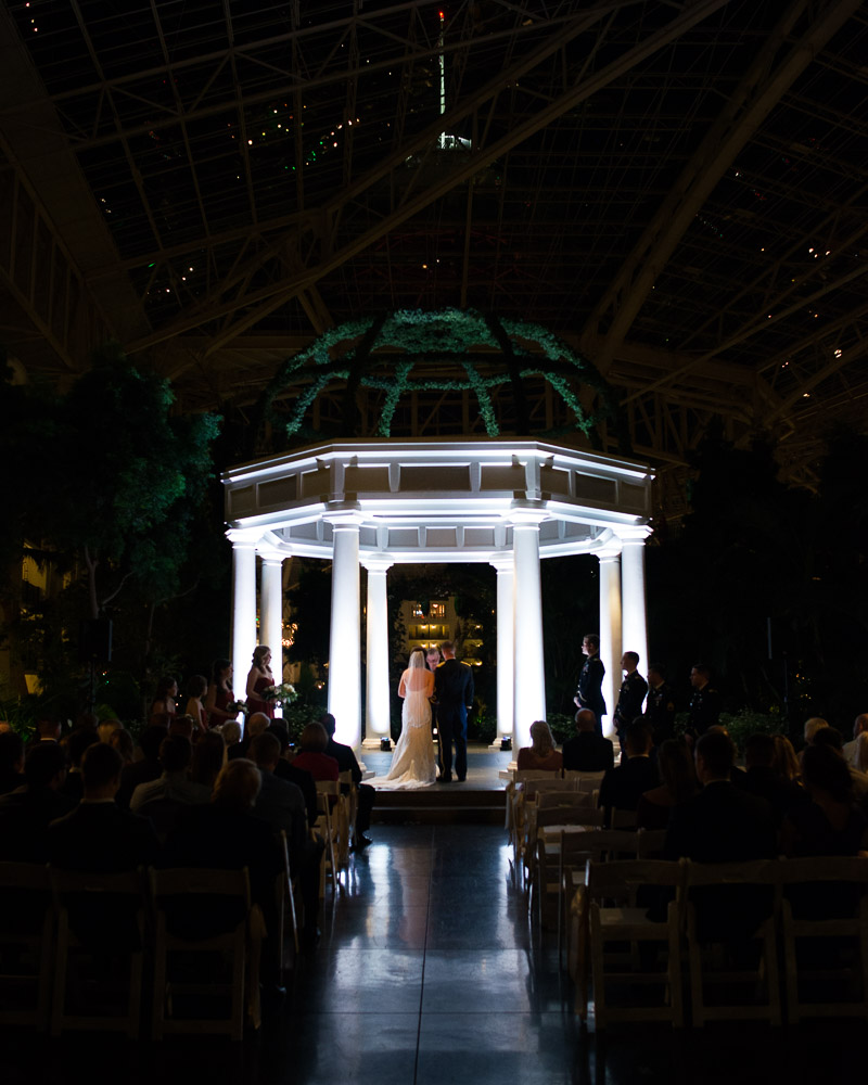 winter-wedding-at-opryland Julia and Wes | Nashville, TN Winter Wedding | Gaylord Opryland Hotel