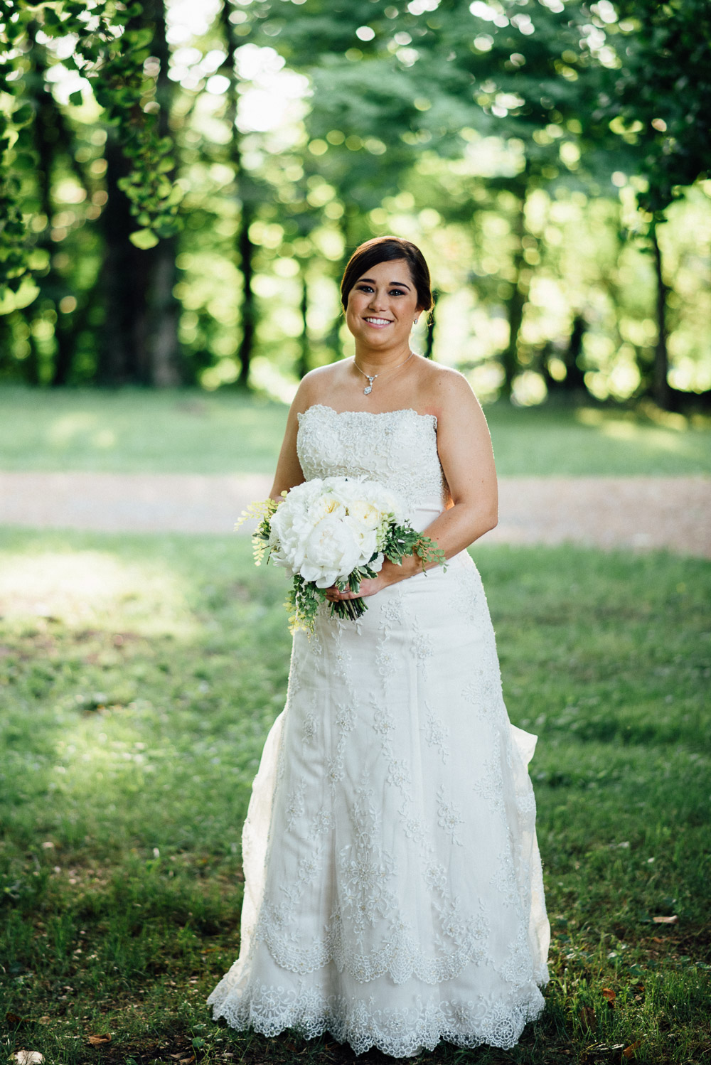 bridal-portraits Amy + Tara | Travellers Rest Plantation Wedding
