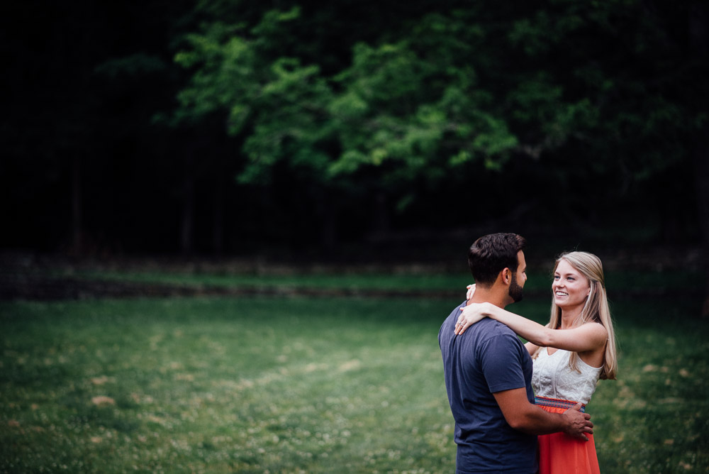 dancing-during-engagement-session Becky + Alexander's Epic Engagement Session