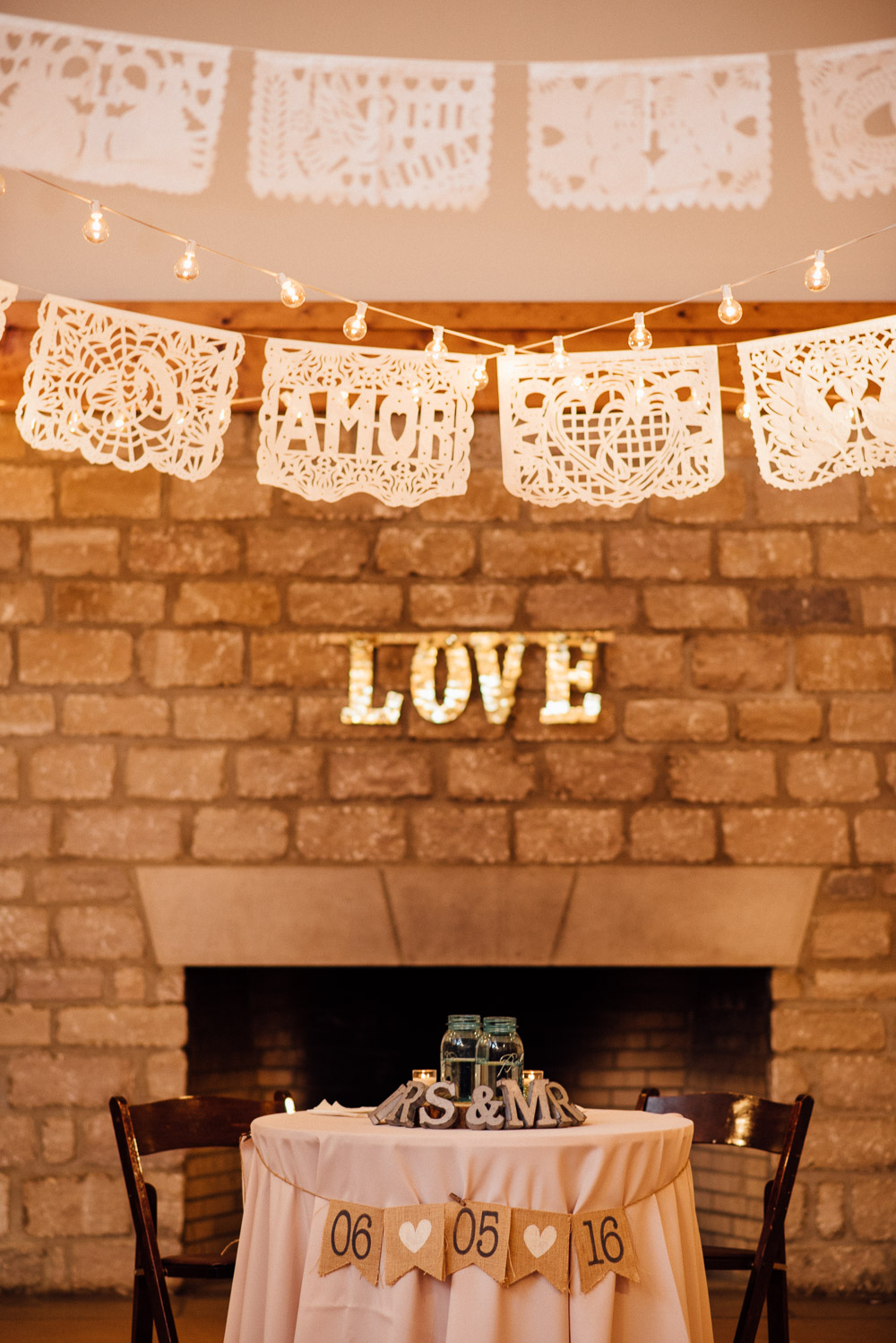 love-wins-decorations Amy + Tara | Travellers Rest Plantation Wedding