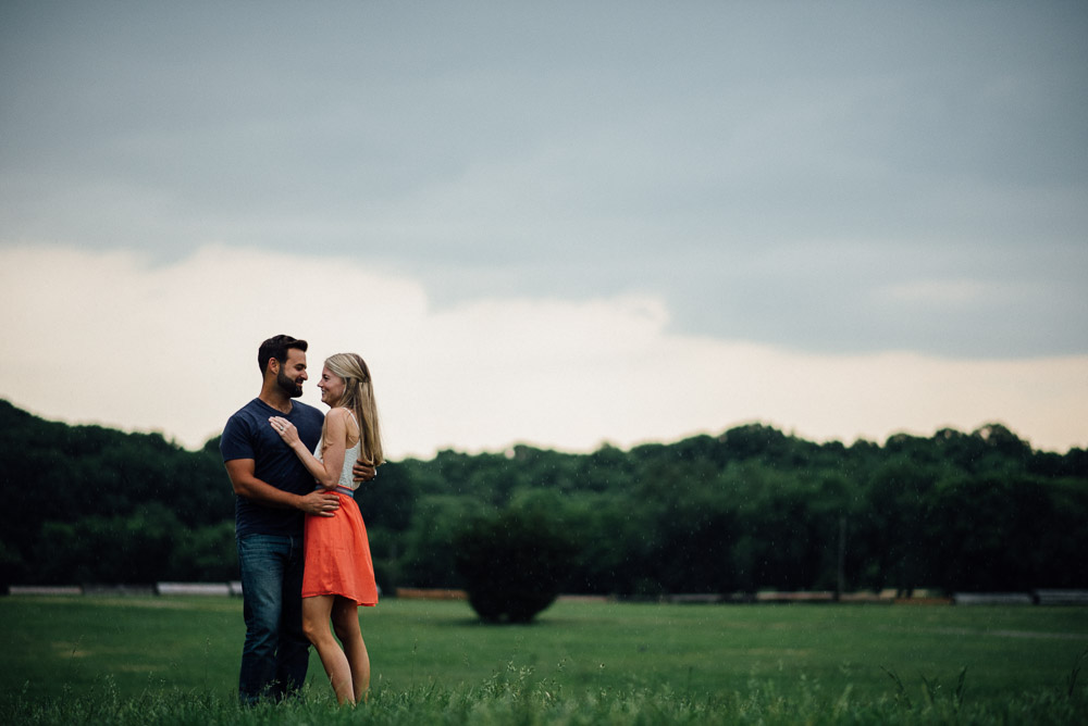 percy-warner-engagement Becky + Alexander's Epic Engagement Session