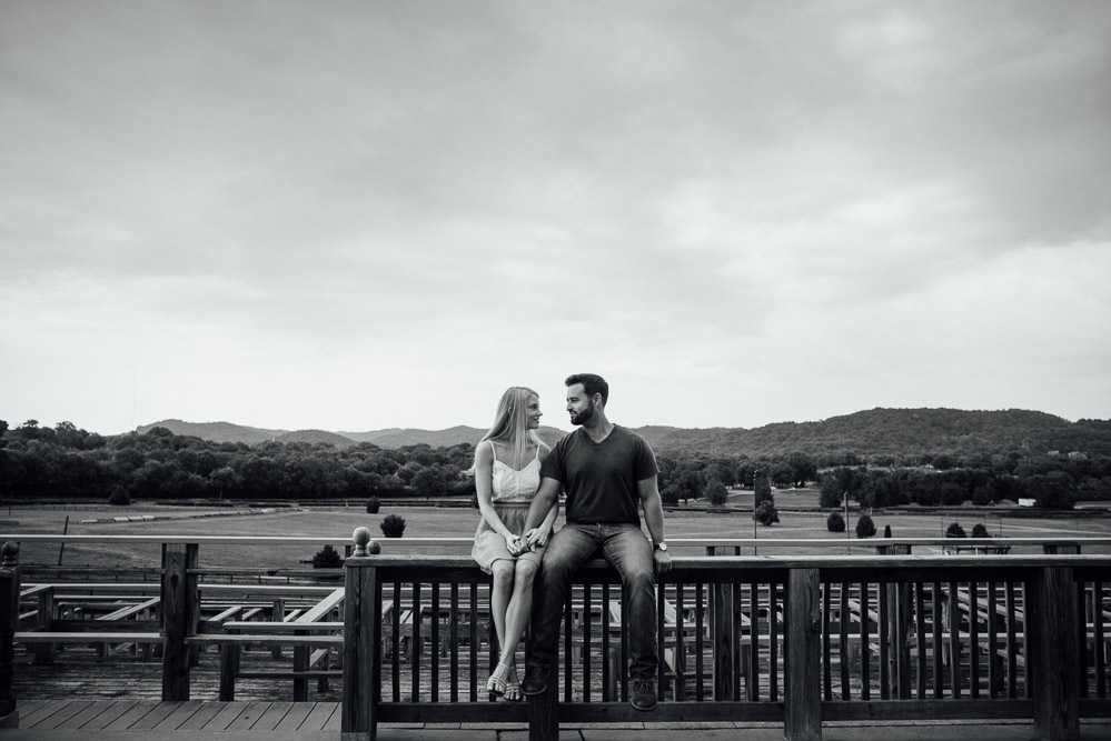 steeplechase-engagement-photos Becky + Alexander's Epic Engagement Session
