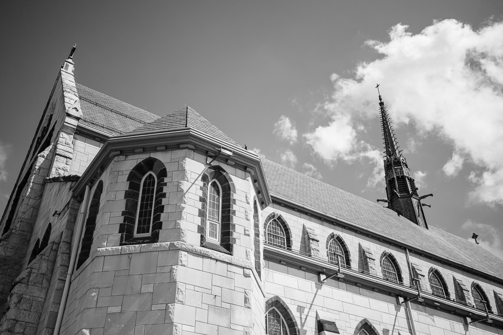 church-of-immaculate-conception-towson Cloisters Castle Wedding | Towson Maryland