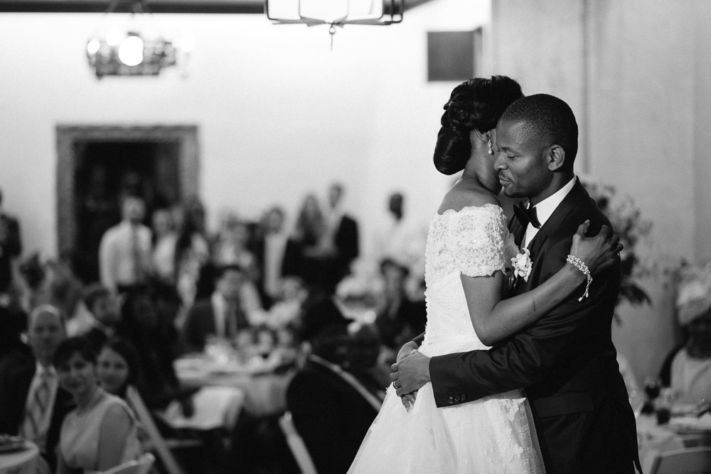 first-dance Cloisters Castle Wedding | Towson Maryland