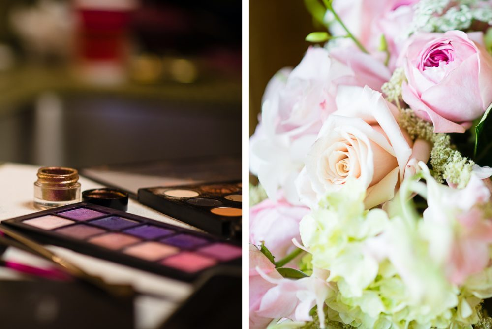 flowers-and-makeup-e1475269081889 Cloisters Castle Wedding   Towson Maryland