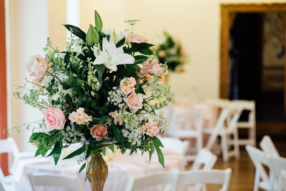 wedding-boquets Cloisters Castle Wedding   Towson Maryland