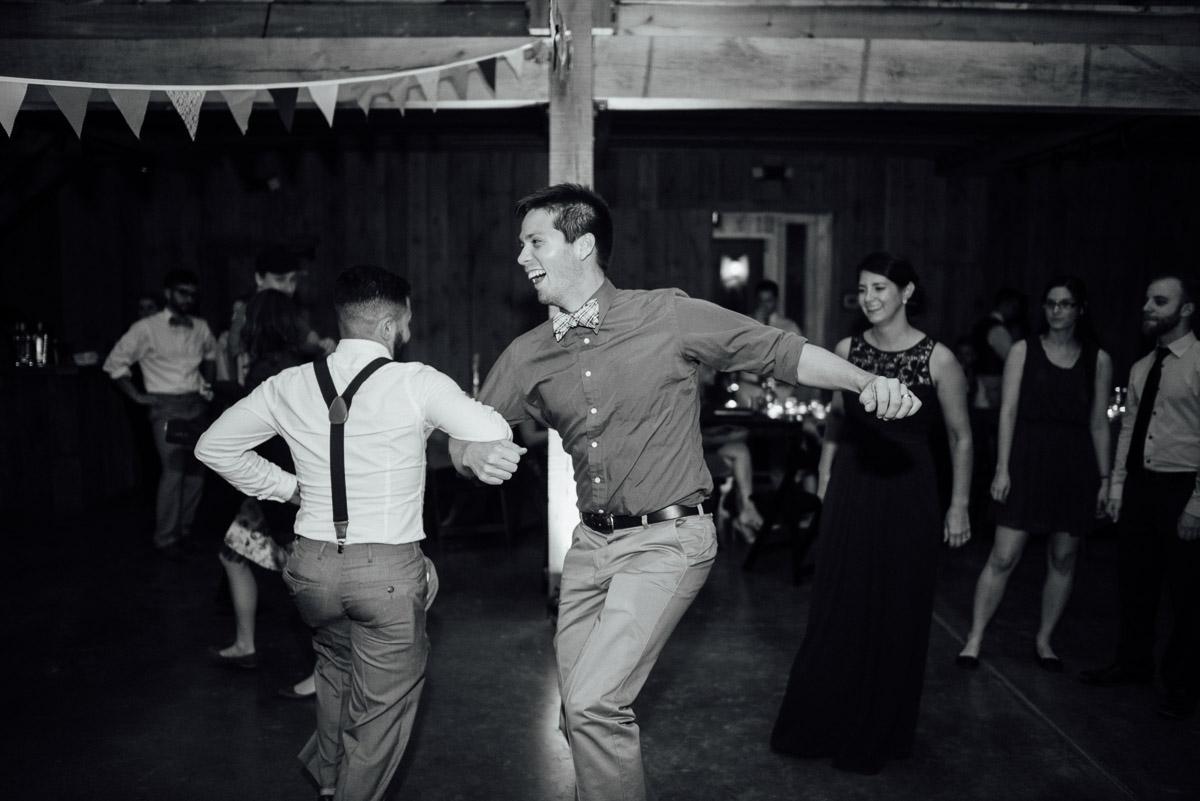 doing-jig Becky and Alex | Green Door Gourmet - Fall Nashville Wedding