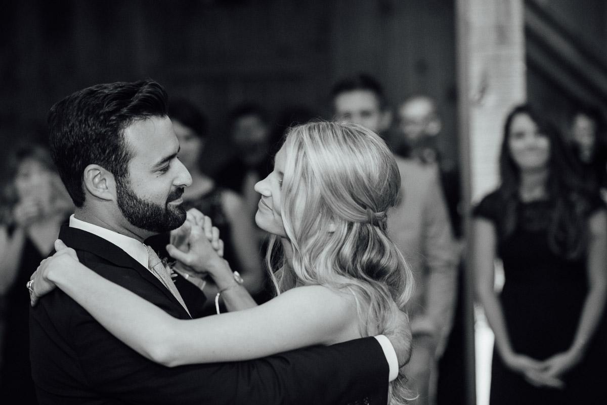 first-dance Becky and Alex | Green Door Gourmet - Fall Nashville Wedding