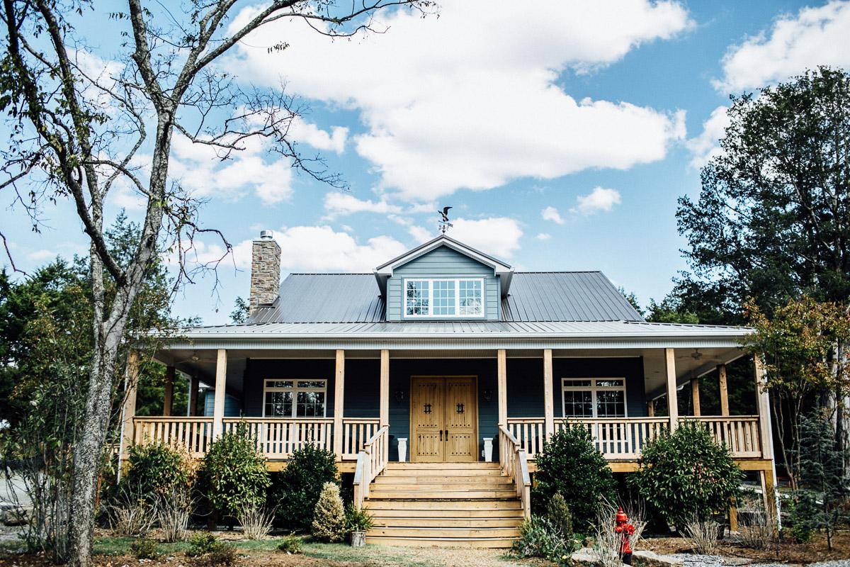 green-door-qourmet-cottage Becky and Alex | Green Door Gourmet - Fall Nashville Wedding