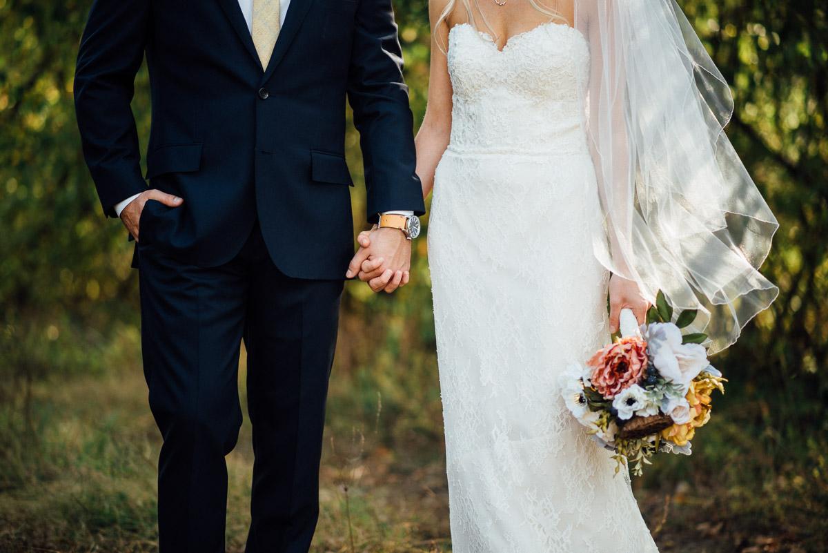 wedding-details Becky and Alex | Green Door Gourmet - Fall Nashville Wedding