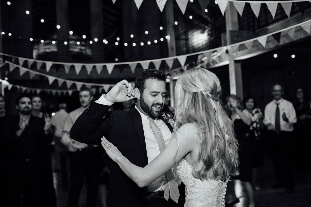wedding-reception-dancing Becky and Alex | Green Door Gourmet - Fall Nashville Wedding