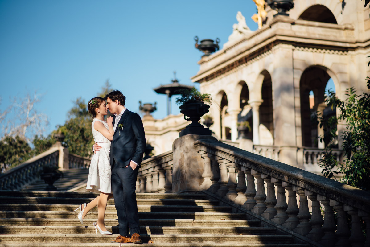 BARCELONA-1-2 Robert + Alyssa | Barcelona Elopement Photographer