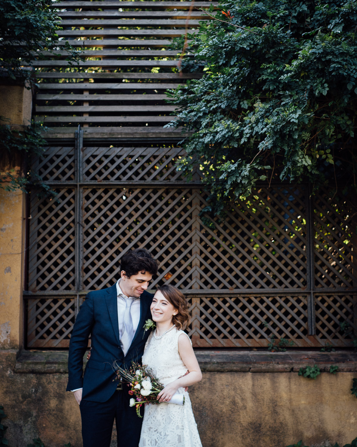 BARCELONA-CREATIVE-WEDDING Robert + Alyssa | Barcelona Elopement Photographer