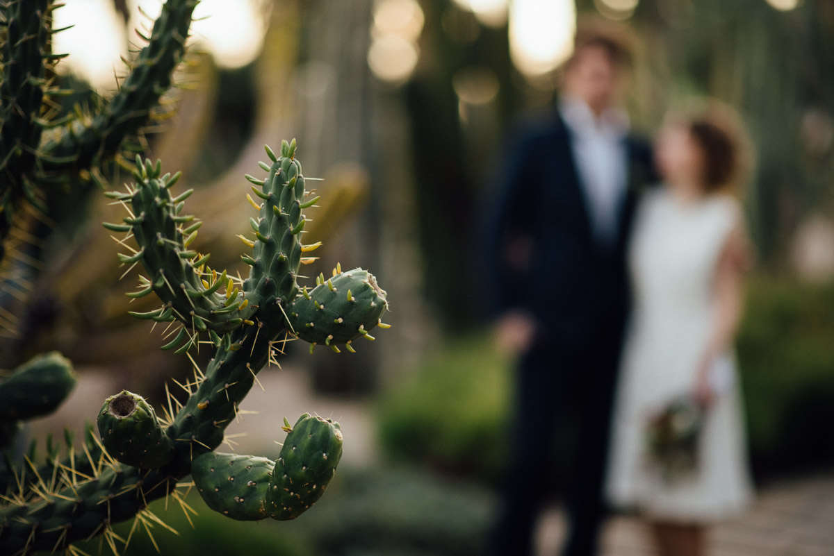 CACTUS Robert + Alyssa | Barcelona Elopement Photographer